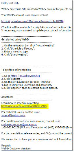 Cisco DevNet: Webex Meetings - XML API - Release Notes
